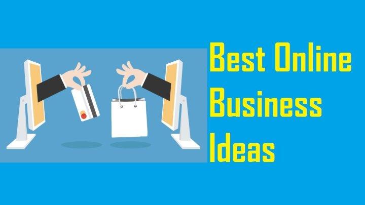 online-business ideas